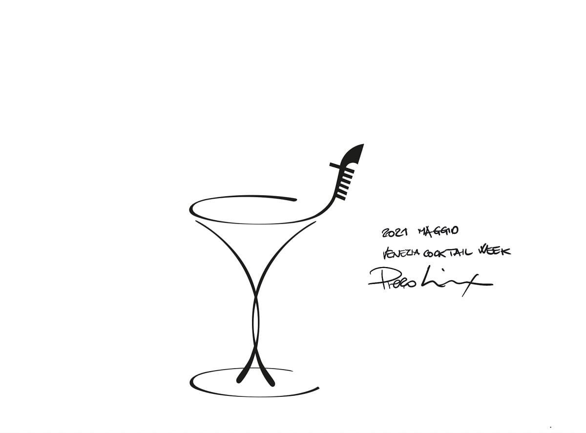 Il logo della Venezia Cocktail Week