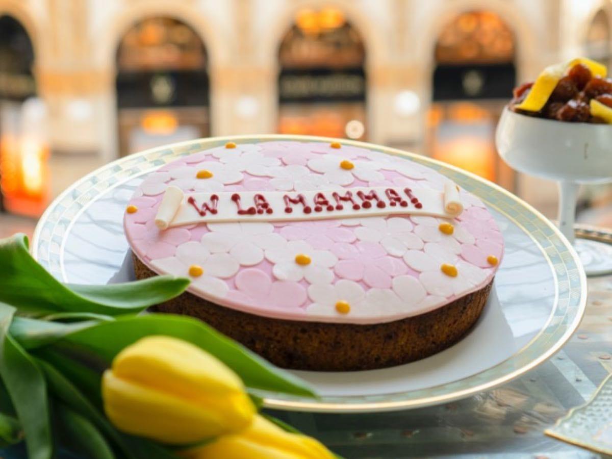 Festa della mamma - CARLO CRACCO TORTA FESTA DELLA MAMMA