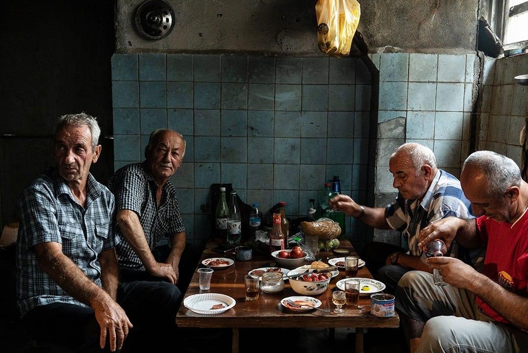 Vecchi amici, foto di Sandro Maddalena
