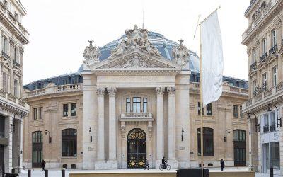 La Bourse de Commerce a Parigi