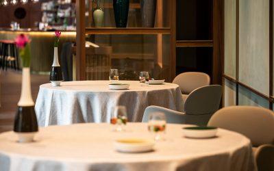 La tavola di Anima a Milano