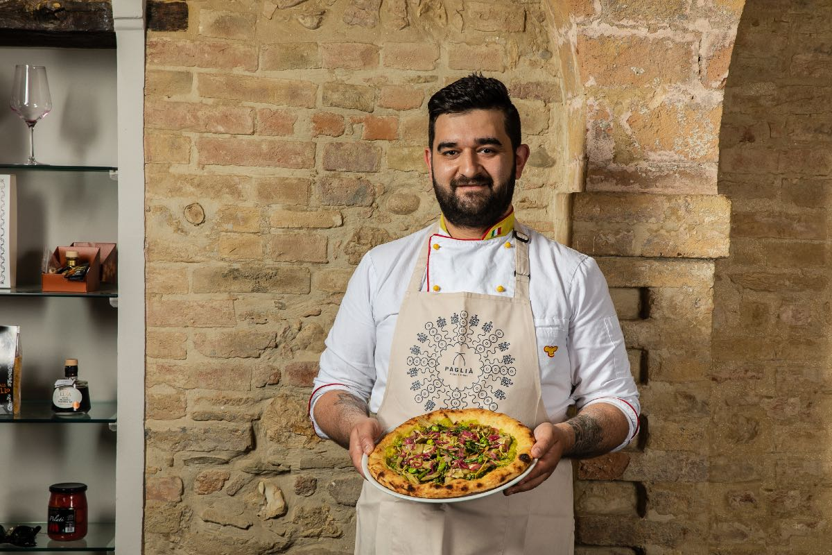 Paglià Pizza e Fichi FRANCO PIZZINGRILLI