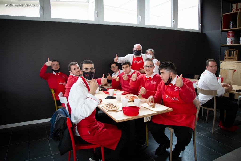 Leggi la storia di PizzAut a Milano