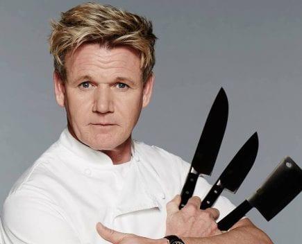Scopri il nuovo programma TV con Gordon Ramsay