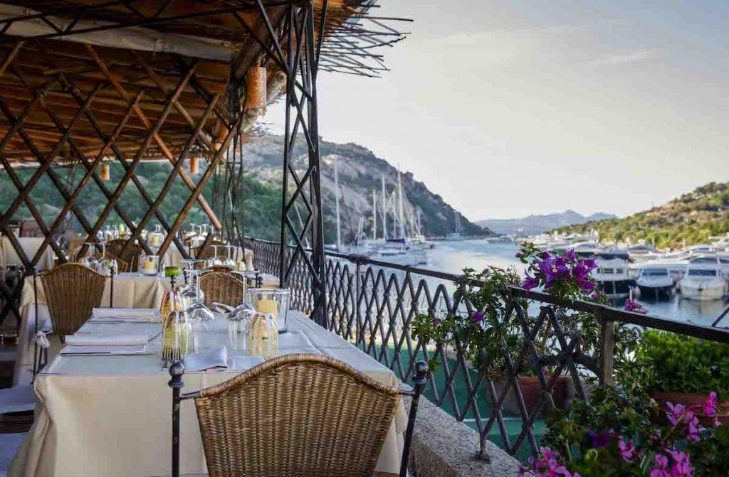 Tanit del grand hotel Poltu Quatu in Sardegna. Le novità del 2021 - Gambero  Rosso