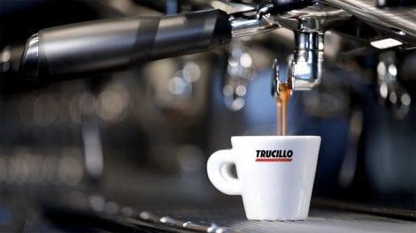 Una tazzina di caffè Trucillo