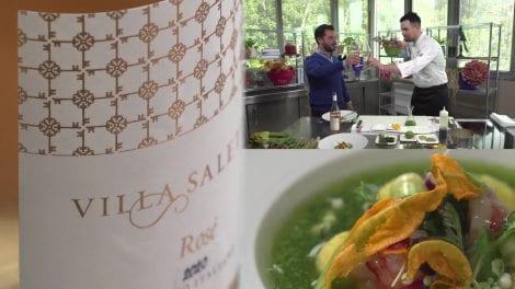 Villa Saletta. 5 vini abbinati a 5 ricette di grandi chef