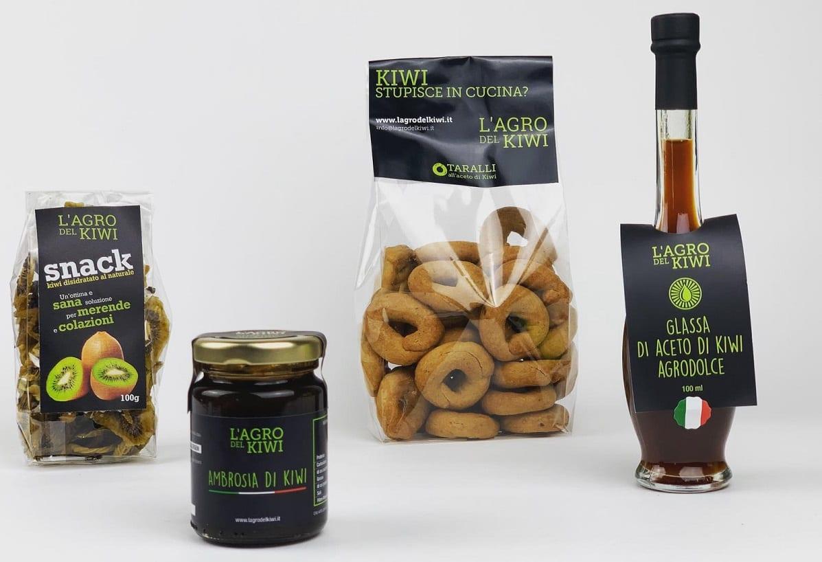 Prodotti dell'Agro del Kiwi