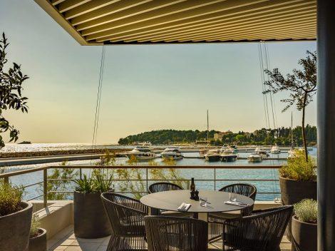 Agli Amici Rovigno. La cucina di Emanuele Scarello arriva anche sulla costa d'Istria