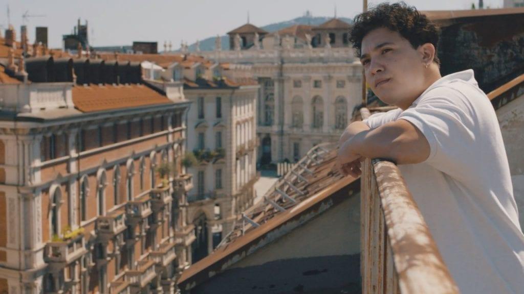 Aaron Biondo a Torino