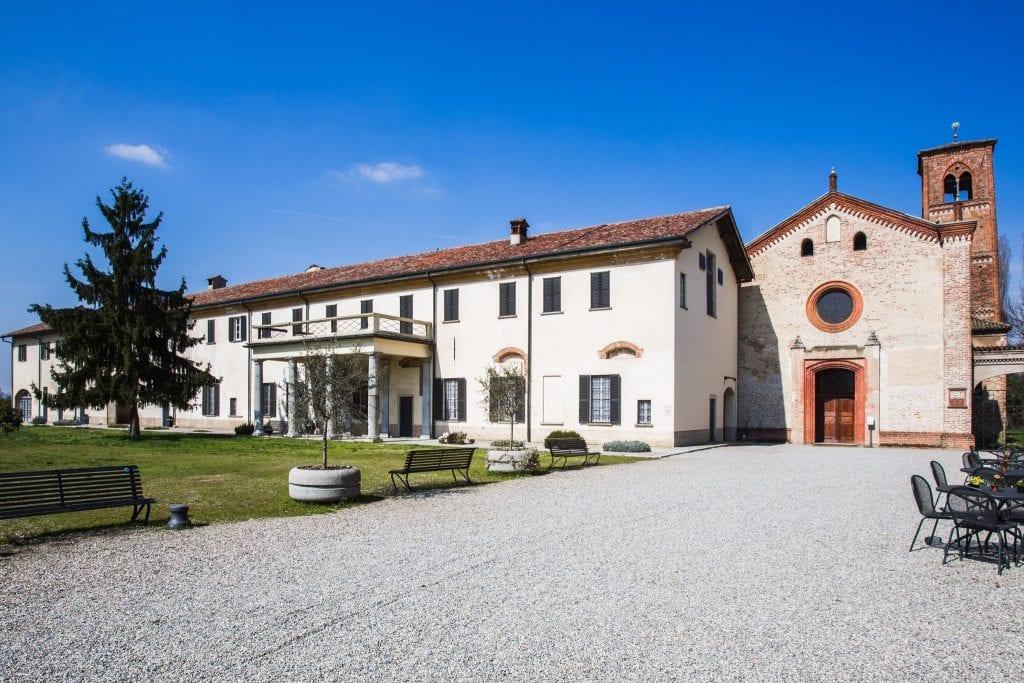 L'abbazia di Mirasole