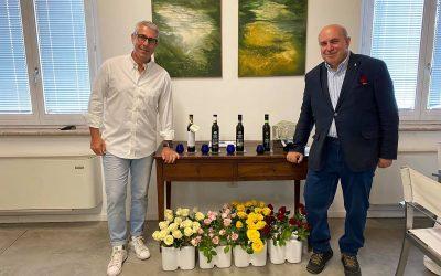 Scopri l'evento olio e rose in Umbria