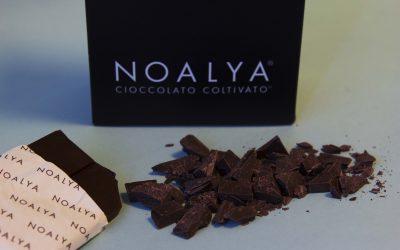 Abbiamo degustato in un test alla cieca 12 tavolette di Cioccolato Noalya