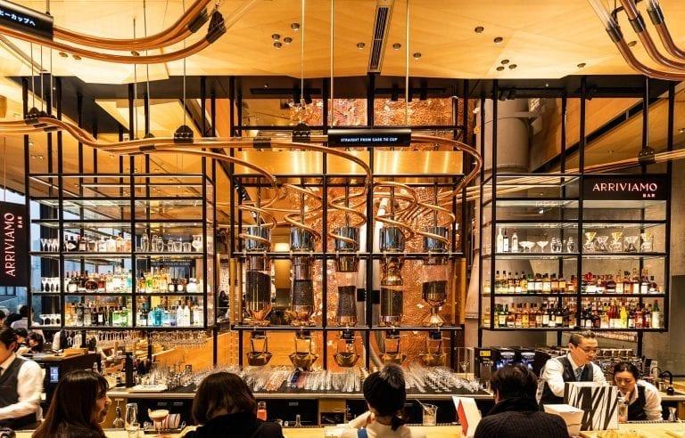 Starbucks Reserve Roastery Opens In Tokyo Gambero Rosso