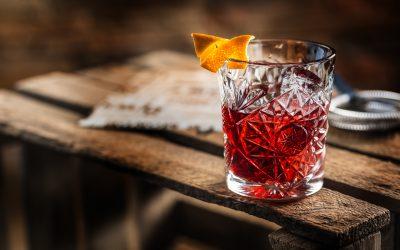 Un bicchiere di Negroni