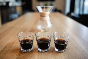 Caffè specialty a Roma