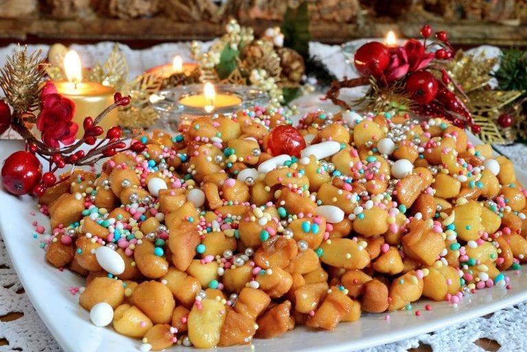 Dolci Fritti Natalizi.I 15 Dolci Di Natale Del Sud Italia Gambero Rosso