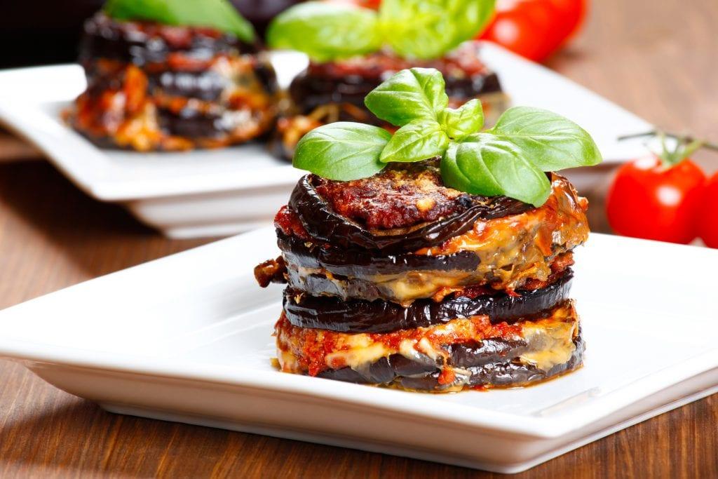 Ricette con le melanzane 10 idee dagli chef gambero rosso for Ricette gambero rosso