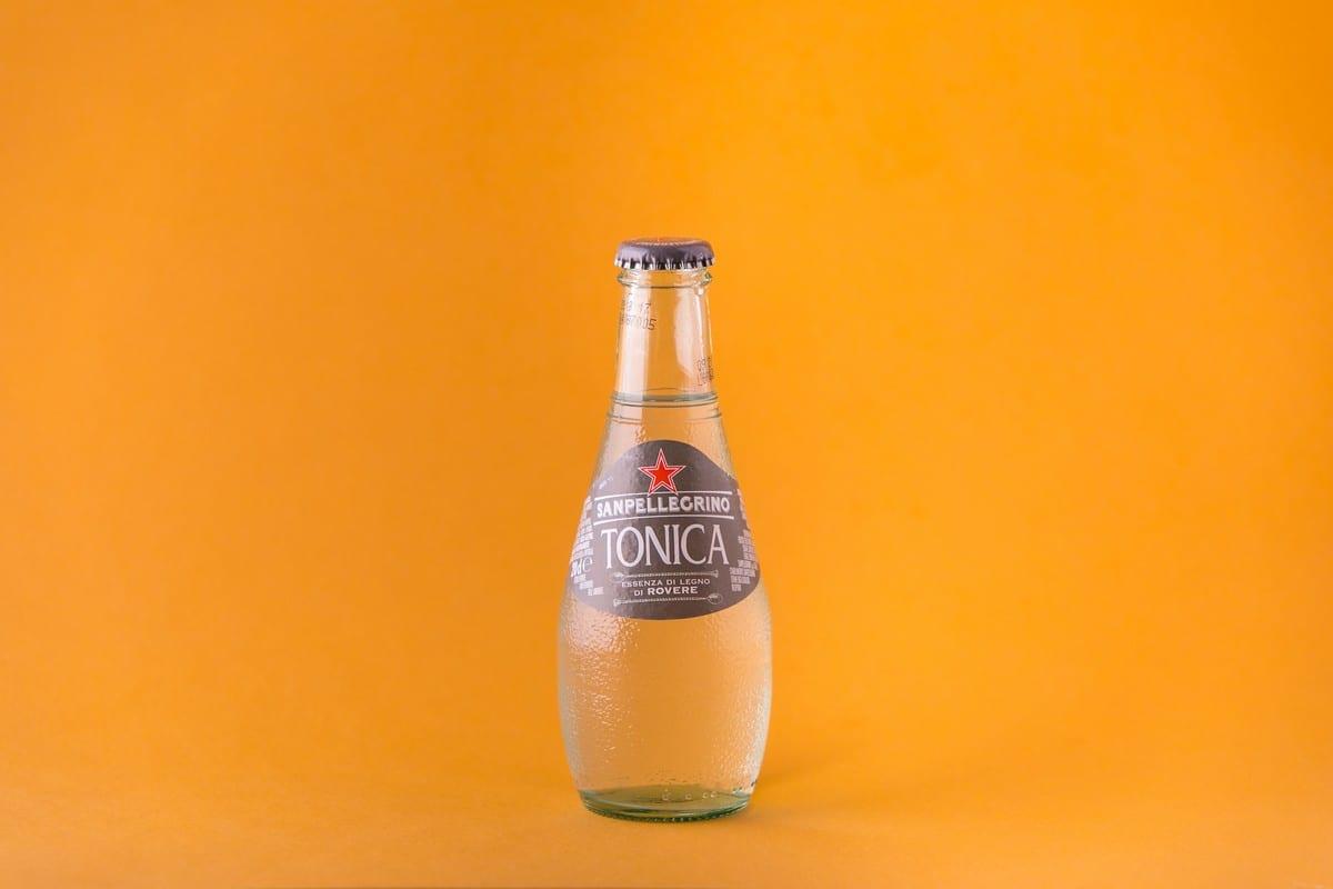 Acqua tonica Sanpellegrino. Foto di Alberto Blasetti
