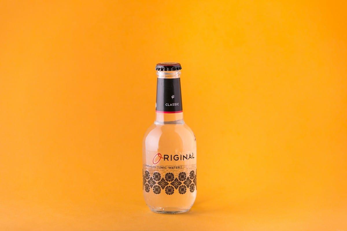 Acqua tonica Original Tonic Water. Foto di Alberto Blasetti