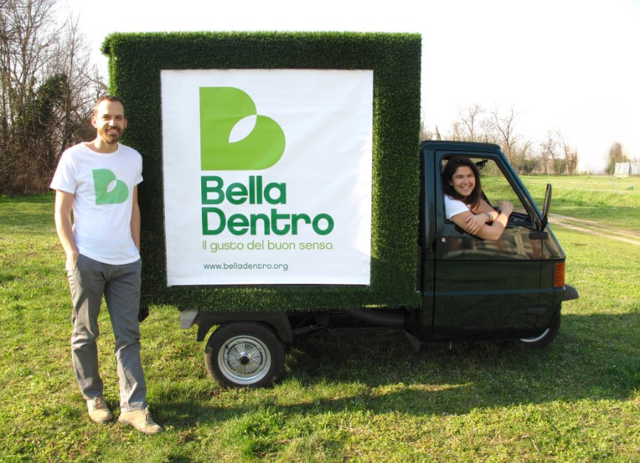 Apecar di Bella Dentro, start up Milanese