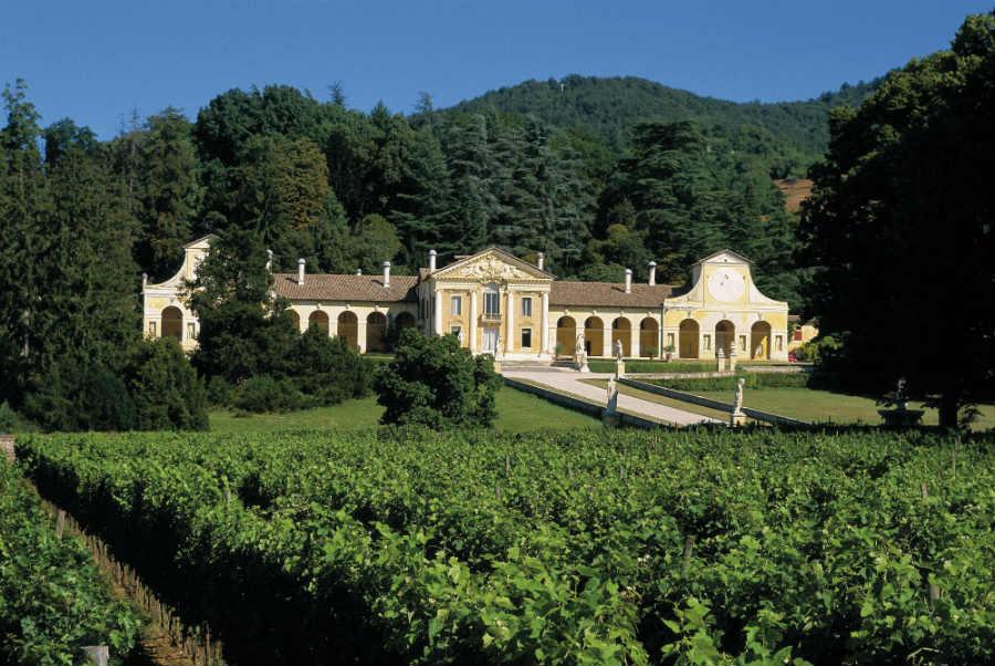 La Villa di Maser di Andrea Palladio