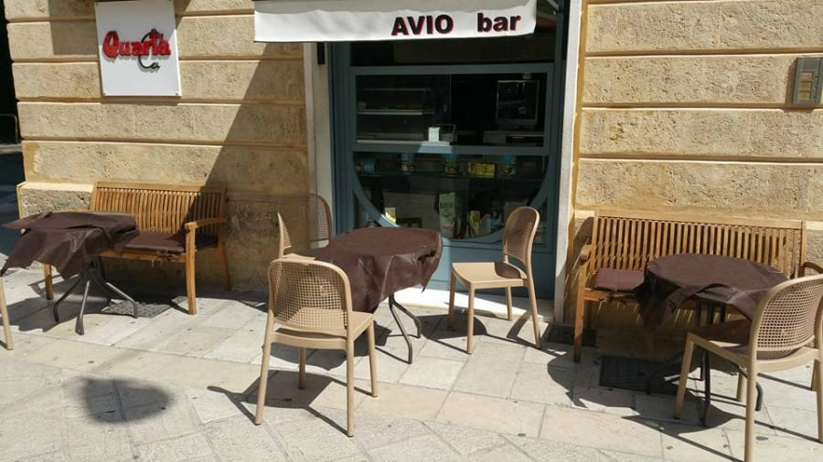 Avio Bar, ex Casa del Caffè