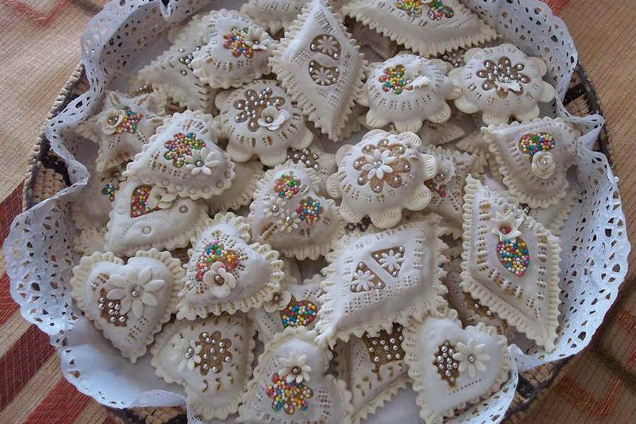 La sardegna in 11 biscotti tradizionali e la ricetta delle for Ricette dolci sardi