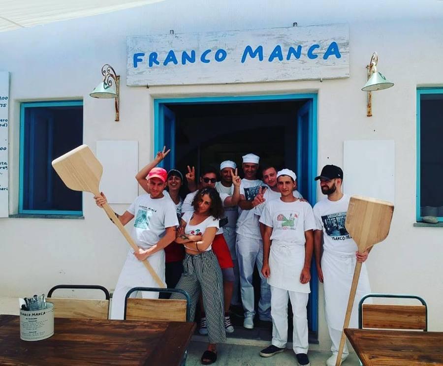 Franco Manca, Salina