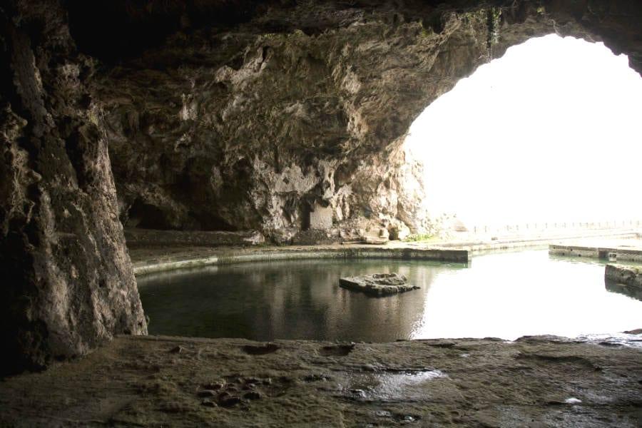 Grotta di Tiberio, foto di Visit Lazio