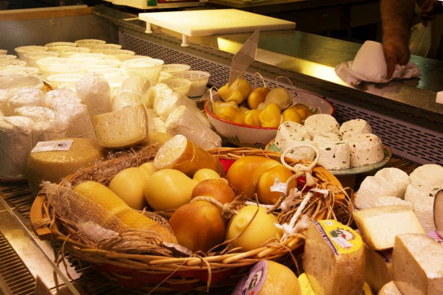 I formaggi di Eccellenze Campane - Napoli