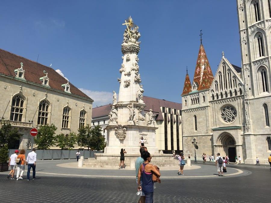 Chiesa di San Mattia, Budapest