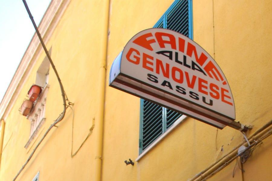 Fainè Sassu, locale di Sassari selezionato dalla guida Street Food del Gambero Rosso