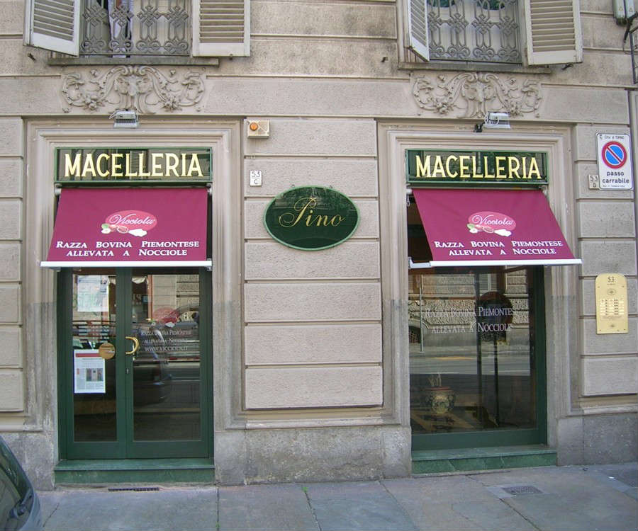 Macelleria Pino, Torino