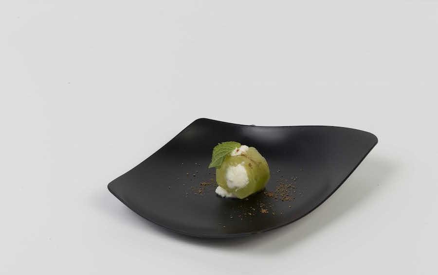 Il piatto di Paco Morales, Gastronomika 2016