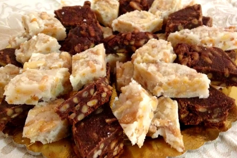 Biscotti Di Natale Umbria.L Umbria In 9 Biscotti Tradizionali E La Ricetta Delle Pinoccate Del