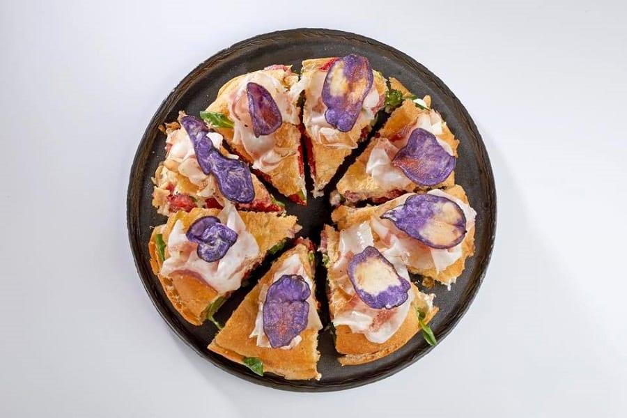 la pizza a degustazione di Era Pizza a Monza