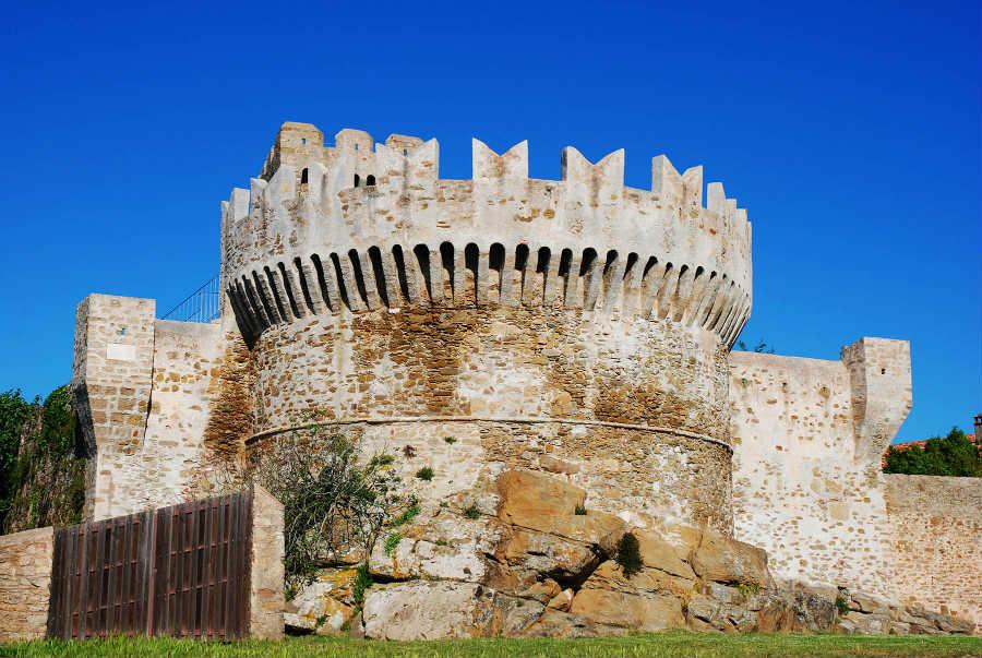 Rocca di Populonia, provincia di Livorno