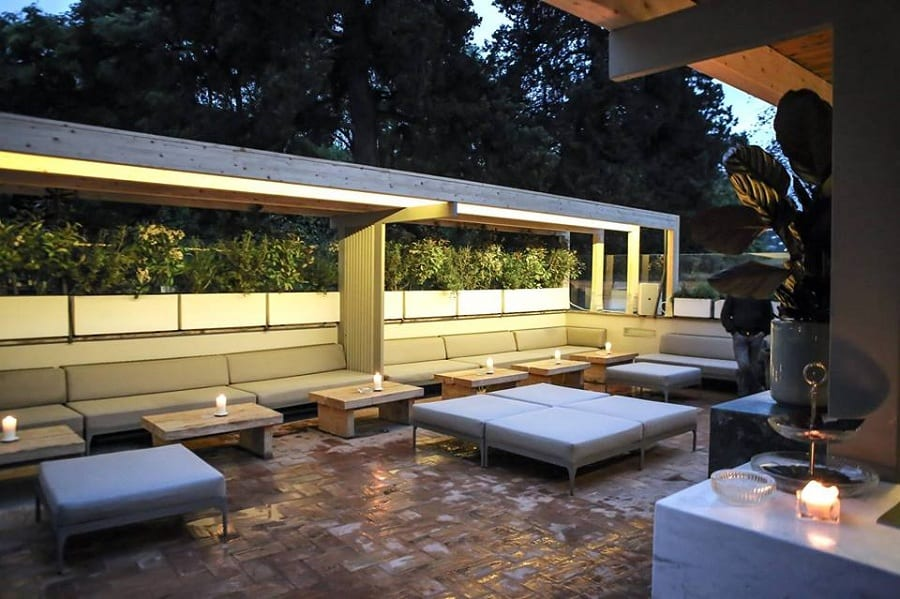Al Fresco Dining In Rome 2018 All The New Openings For The