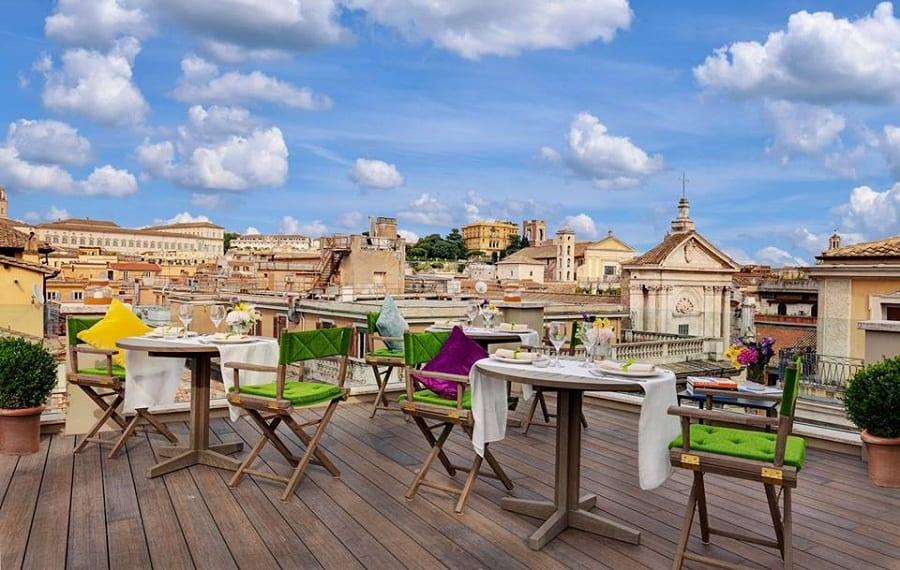 Mangiare All Aperto A Roma 2018 Le Novità Gastronomiche Per