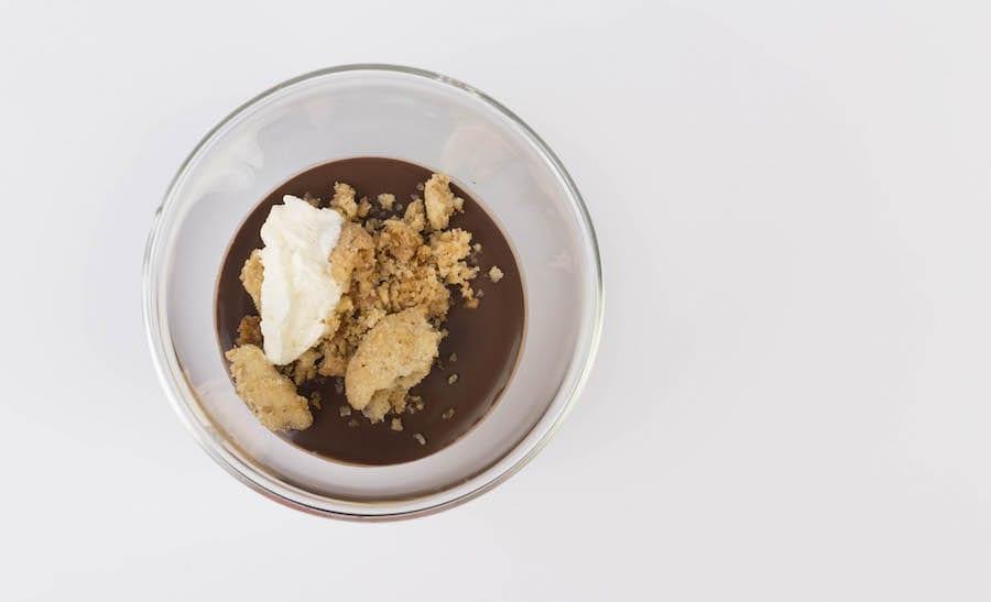 Il piatto presentato da Szabina Szullo e Tamas Szell, Gastronomika 2016