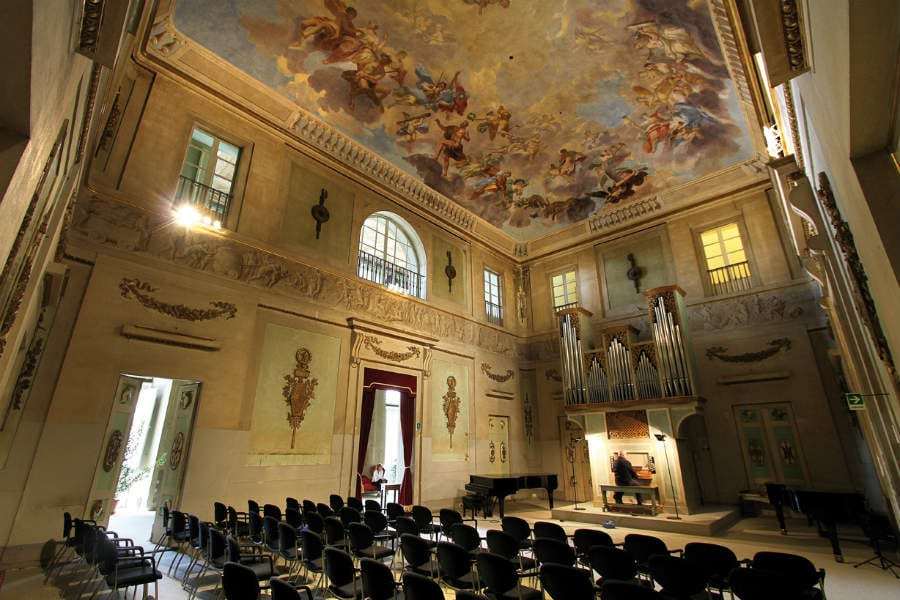 Villa Puccini, Lucca