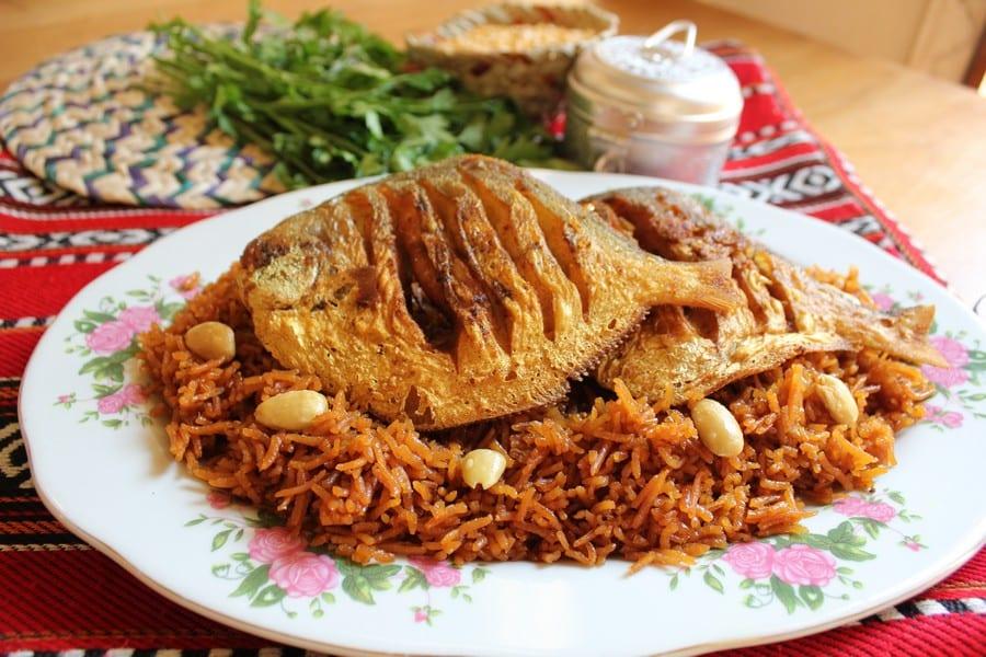 piatto emiratino