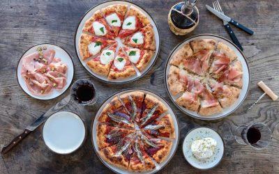 Le pizze di Berberé