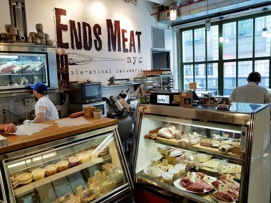 Ends Meat a Brooklyn
