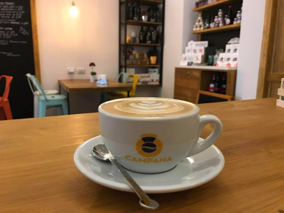 Campana Bottega di Caffè Speciali