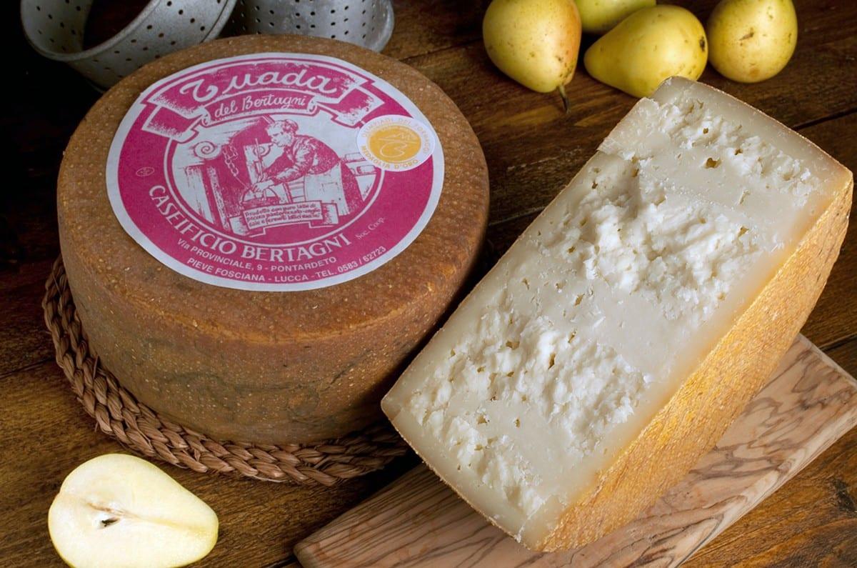 Tipologie formaggi Caseificio Bertagni