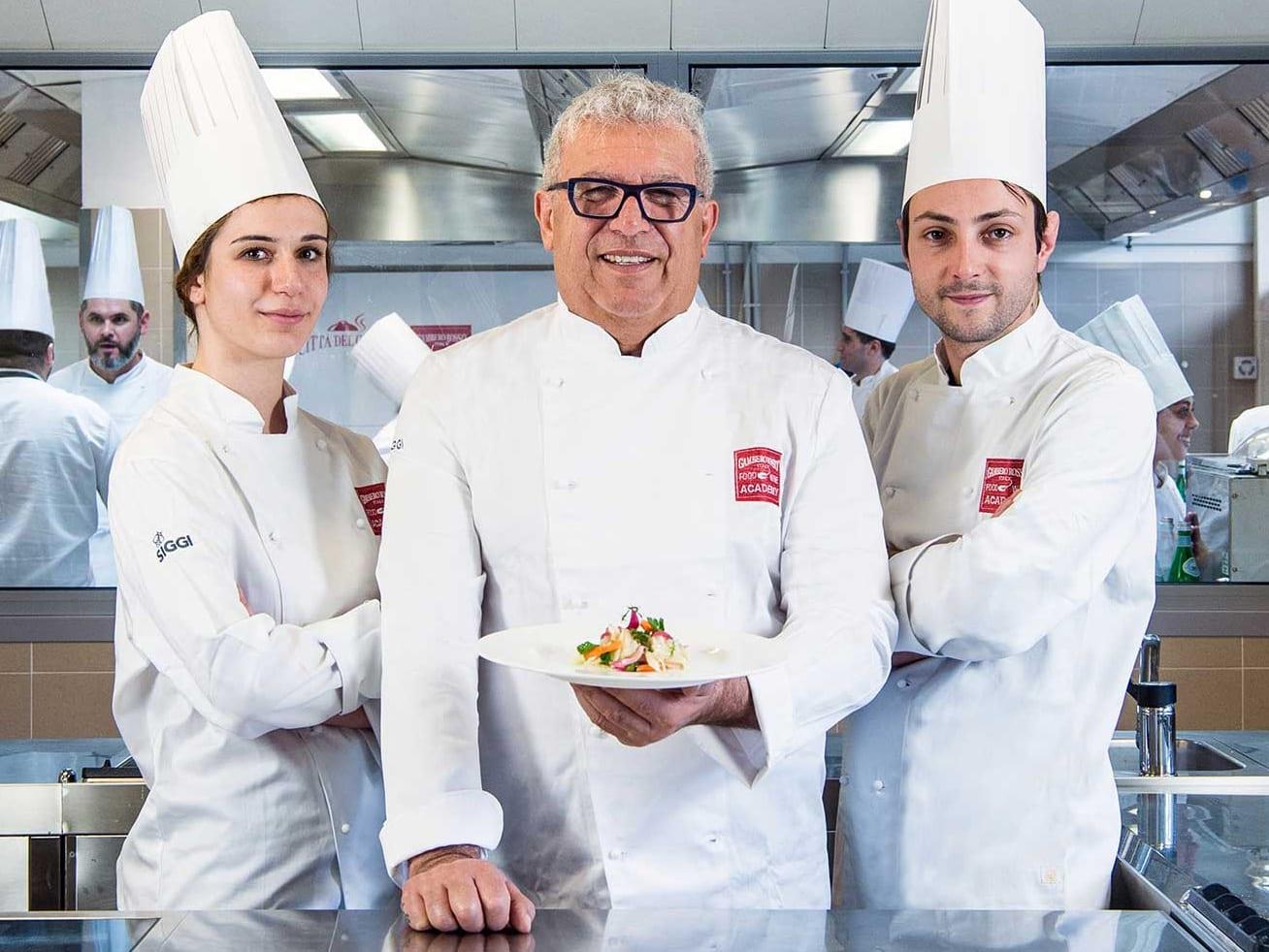 Commis chef gambero rosso for Ricette gambero rosso