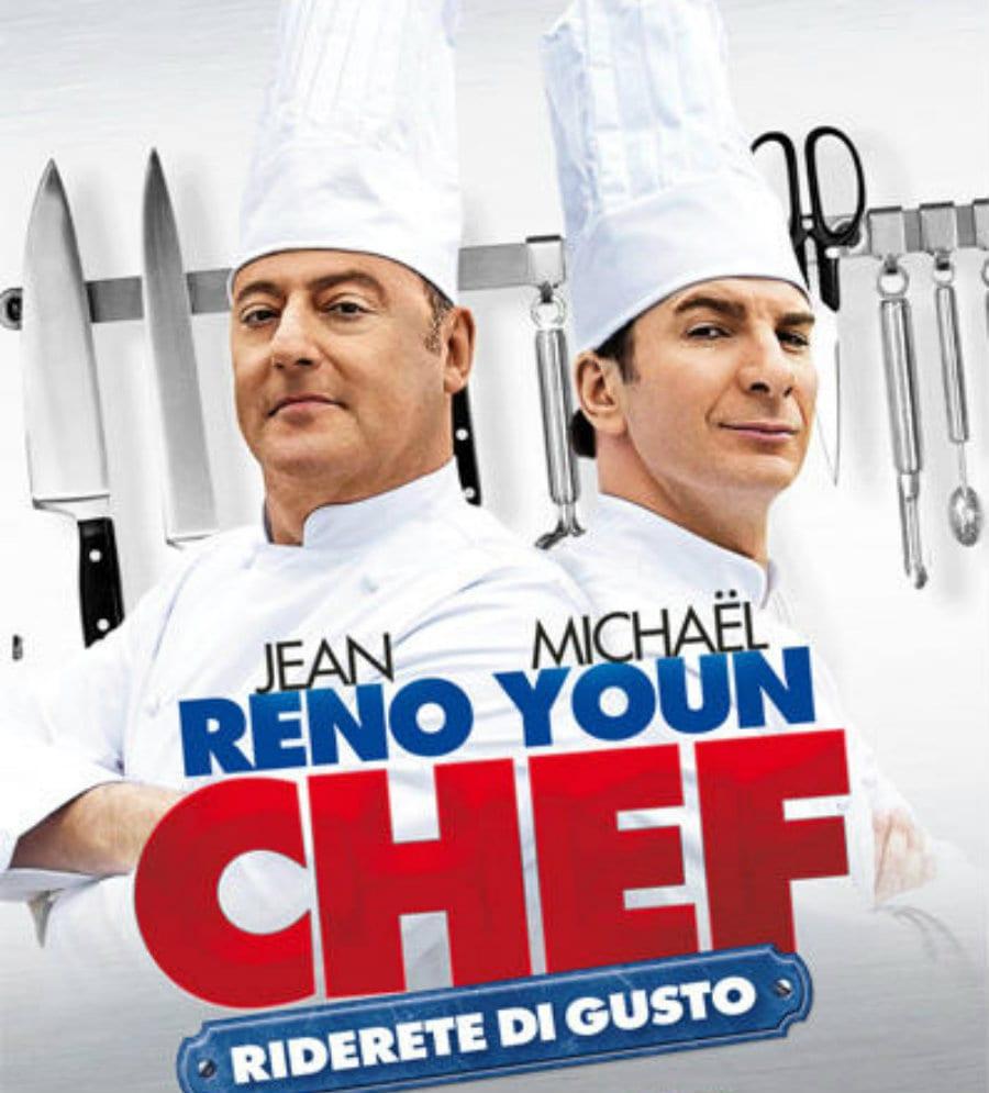 Locandina del film chef
