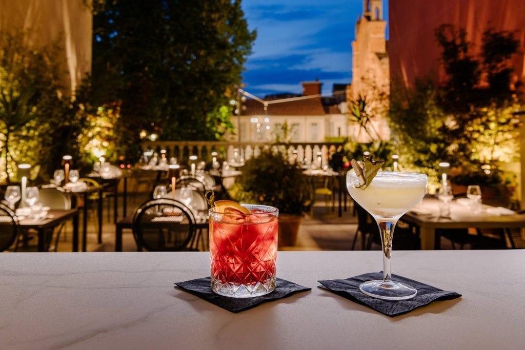 Clotilde Brera: aperitivo a Milano in terrazza